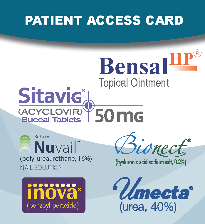 Patient Access Card - Save on Sitavig