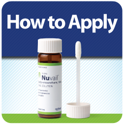 How to apply Nuvail